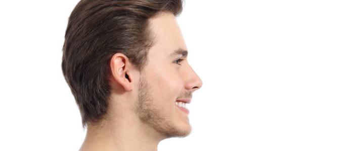 rinoplastia em homens