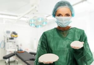 tipos de implantes mamários