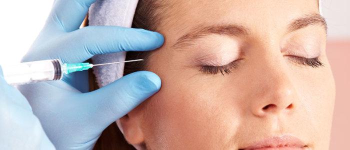 Como é o procedimento do lifting frontal?